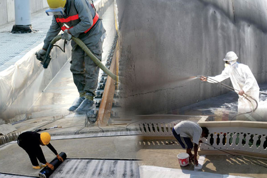 Acrylic Polymer Emulsion for Waterproofing, Construction Chemicals