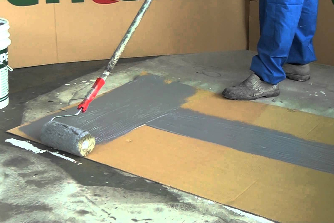Acrylic Polymer Emulsion for Waterproofing, Construction